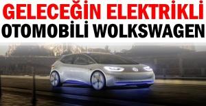 Geleceğin elektrikli otomobili Volkswagen I.D.