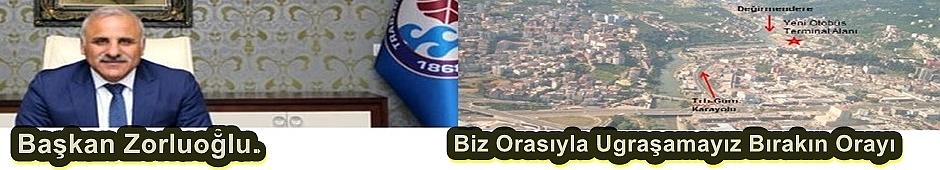 Başkan Zorluoğlu.